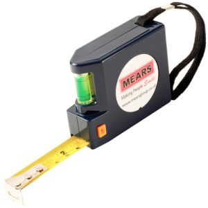 Personalised 5M Spirit Level Tape Measure for Company Merchandise