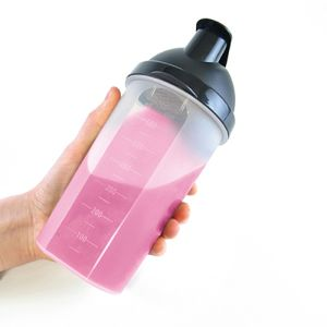 This promotional protein shaker is perfect for helping customers keep their favourite drink to-hand.