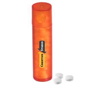 Mint Tubes in Orange