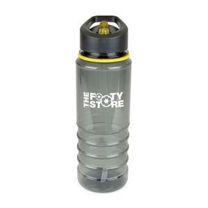 800ml Resaca Sports Bottles in Black/Yellow