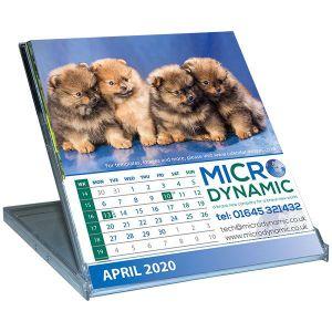 Promotional CD Case Calendars