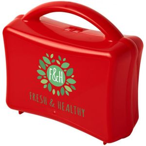 Junior Lunchboxes in Red