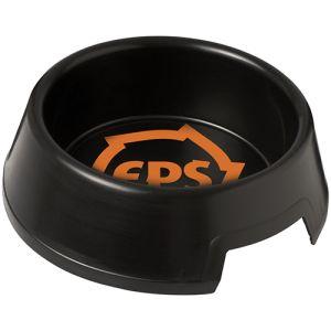 Pet Food Bowls in Black