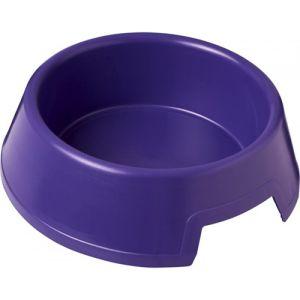 Pet Food Bowls in Purple