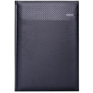 Custom branded journal for office merchandise in Black