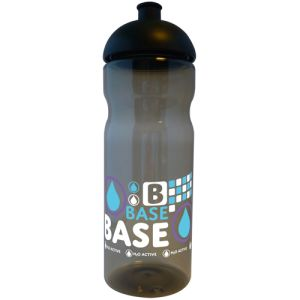 Promotional 650ml Base Sports Bottles with company logos