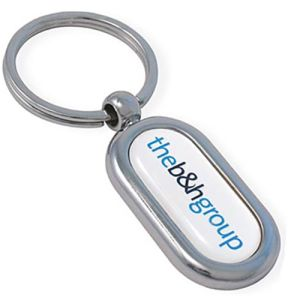 Galaxy Metal Keyrings