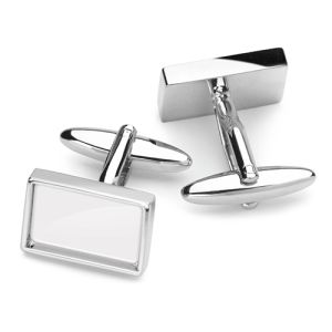 Custom Branded Cufflink Set are a great subtle yet stylish advertising idea