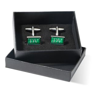 Branded Cufflink Sets for Business Merchandise
