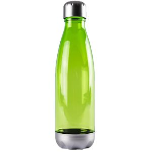 670ml Tritan Water Bottles in Green