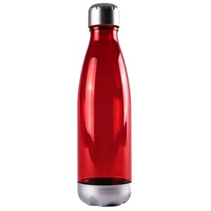 Branded water bottles with company designs