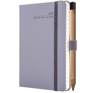 Promotional week to view diary for office gifts in Grey