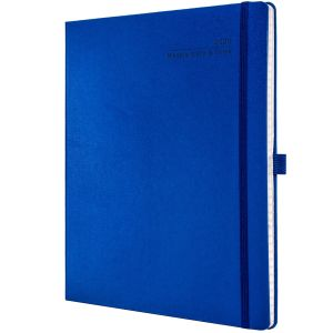 Promotional journals for advertising ideas in China Blue