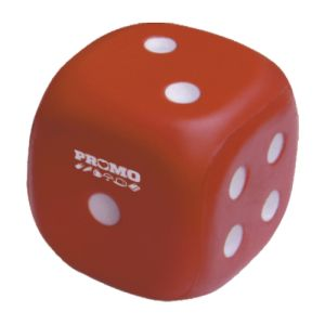 Stress Dice in Red