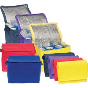Printed cooler bag for marketing gifts