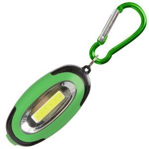Personalised Flashlight Keyfob for Corporate Merchandise