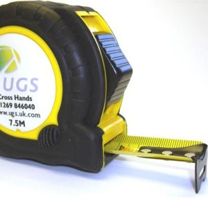 Branded Measuring Tapes for Business Advertising
