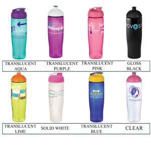 Corporate branded water bottles for fitness campaigns