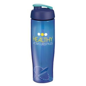 These large promotional protein shaker bottles are perfect for getting all eyes on your branding!