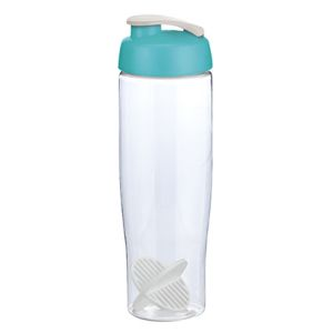 Your artwork can be spot-printed in up to 4 colours on these logo-printed protein shakers.