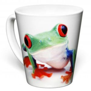 Photo Print Regular Latte Mug