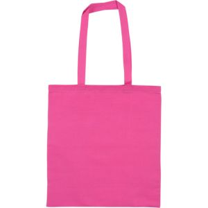 Snowdown Cotton Tote Bags in Pink