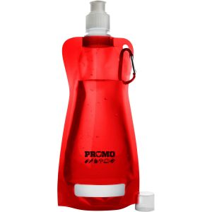 Promotional 420ml Folding Bottles with company designs
