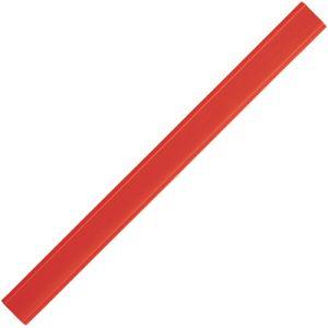 Red Custom Printed Carpenter Pencils for events