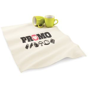 Corporate printed tea towels for restarants