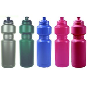 Printed water bottles for fitness campaigns
