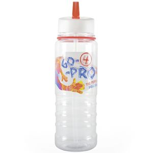 Custom printed sports bottles for school giveaways