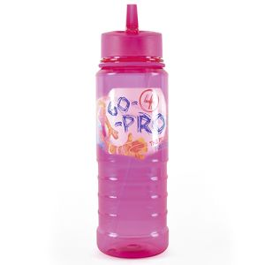 800ml Coloured Plastic Drinks Bottles
