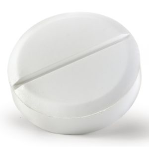 Custom Printed Stress Ball Pills for Marketing Giveaways
