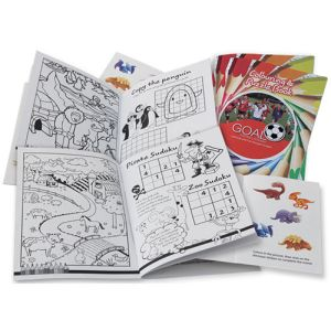 A6 Sticker Activity Books