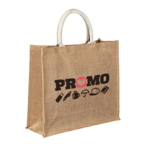 Promotional Jute Bag For Life for shop merchandise