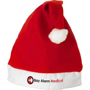 Promotional Christmas Hats Printed with Your Company Logo