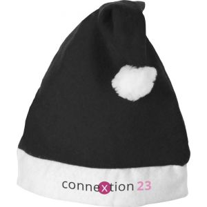 Corporate Branded Santa Hats for Festive Giveaways