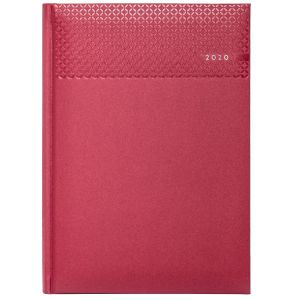 Promotional journals for marketing ideas in Ruby Red