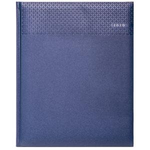 Branded diaries for desktop advertising colours in Blue