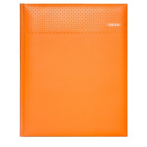 Quarto Matra Weekly Diary in Orange