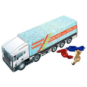 Truck Sweet Boxes