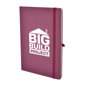 Promotional A5 Notebooks for business and marketing