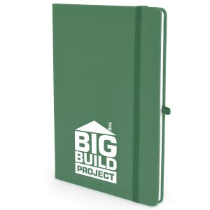 Logo printed notebooks and low-cost corporate gifts