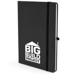 Custom branded notebooks for school gifts