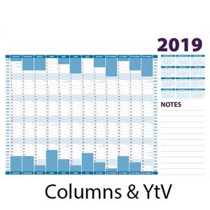 Promotional Wall Planners for offices