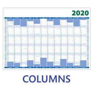 Promotional A3 Wall Planners for any office