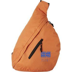Triangle City Bag in Orange