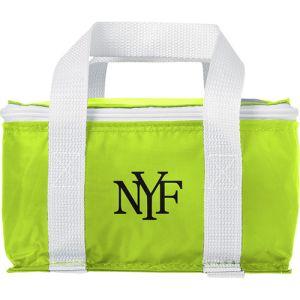 Mini Cooler Bag in Apple Green