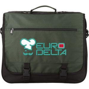 Exhibition Bag in Dark Green