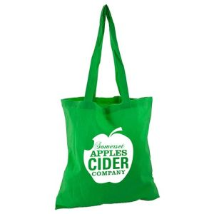 Express Brixton Eco Shopper Bags in Green